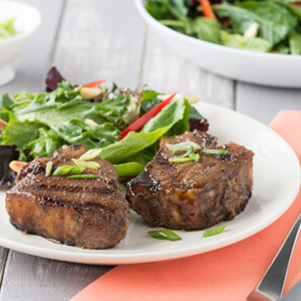 Chinese Five Spice Loin Chops