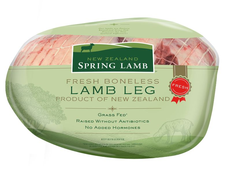 Fresh Boneless Lamb Leg